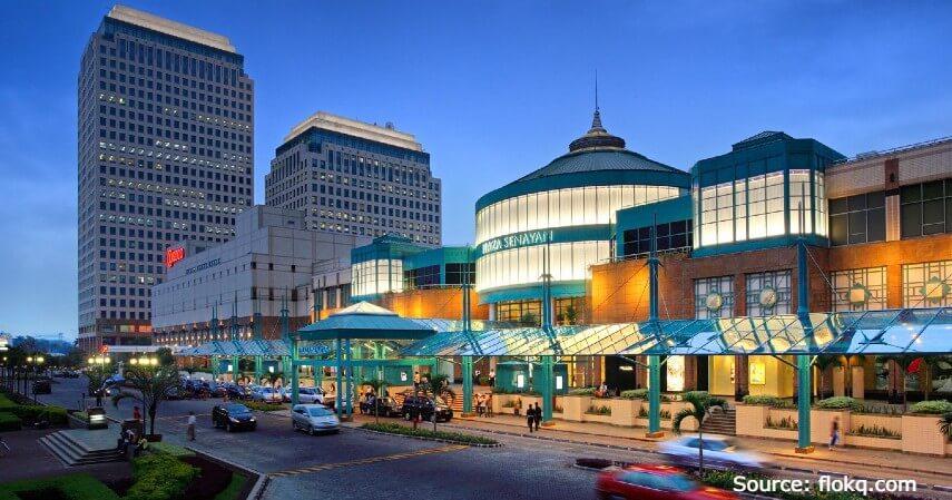 Plaza Senayan - 10 Daftar Mall Terbesar di Jakarta dengan Fasilitas Lengkap