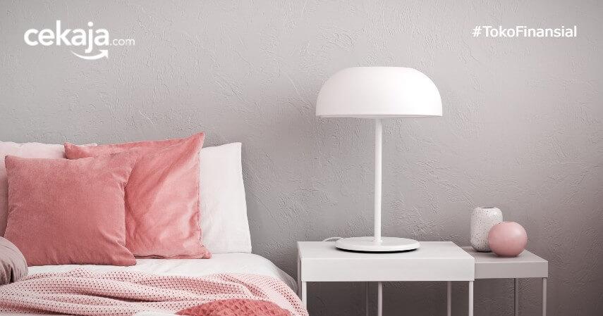 10 Rekomendasi Lampu Tidur Terbaik Desain Unik Harga Terjangkau