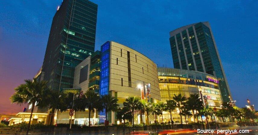 Senayan City - 10 Daftar Mall Terbesar di Jakarta dengan Fasilitas Lengkap