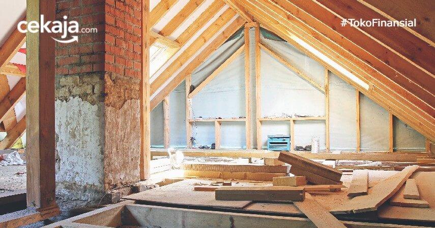 5 Tips Renovasi Rumah sebelum Musim Hujan dengan Permata KTA