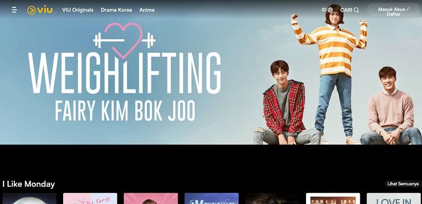 Viu - 10 Situs Nonton Drama Korea Sub Indo Gratis dan legal 2021