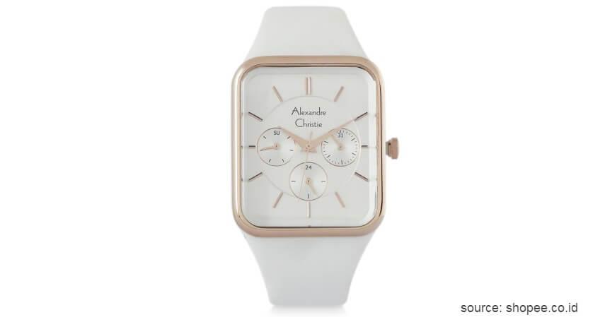 Alexandre Christie ACF2744 - Rekomendasi Merk Jam Tangan Wanita Dengan Berbagai Model Terbaik