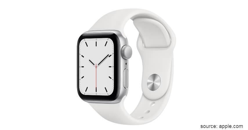 Apple Watch SE - 11 Smartwatch Terbaik untuk Wanita