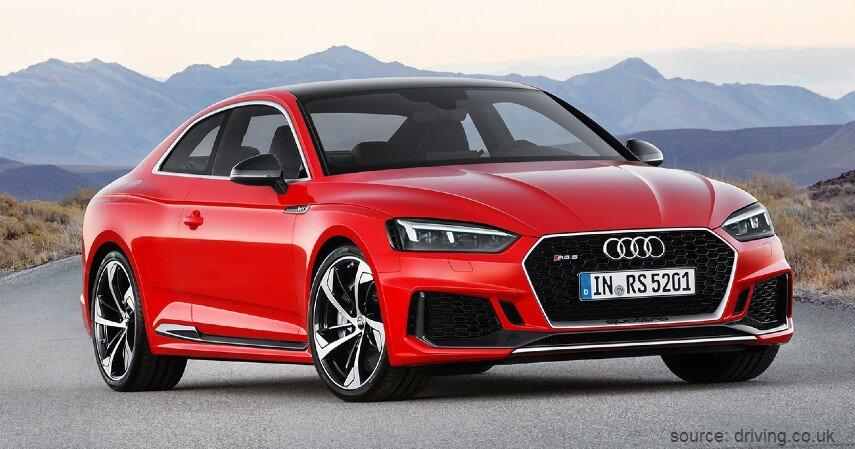 Audi RS 5 - 9 Koleksi Mobil Mewah Pejabat RI