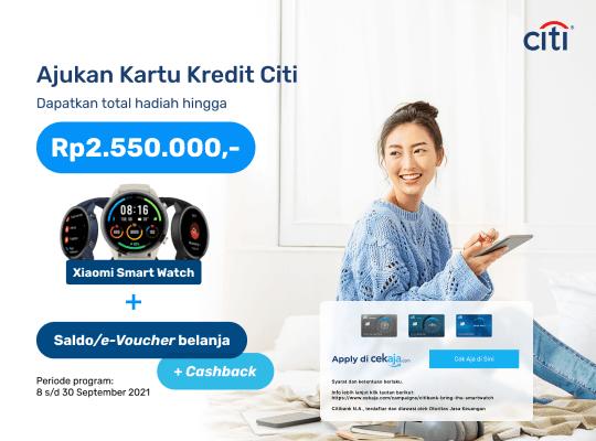 Citi Bring The Smartwatch