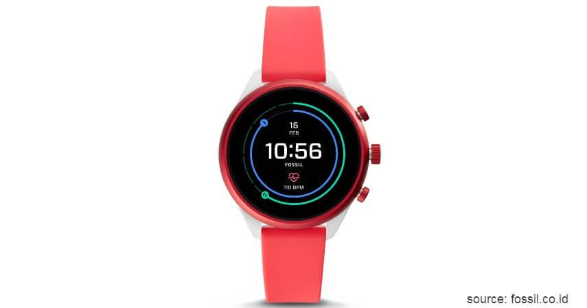 Fossil Gen 4 Sport Smartwatch - Rekomendasi Merk Jam Tangan Wanita Dengan Berbagai Model Terbaik