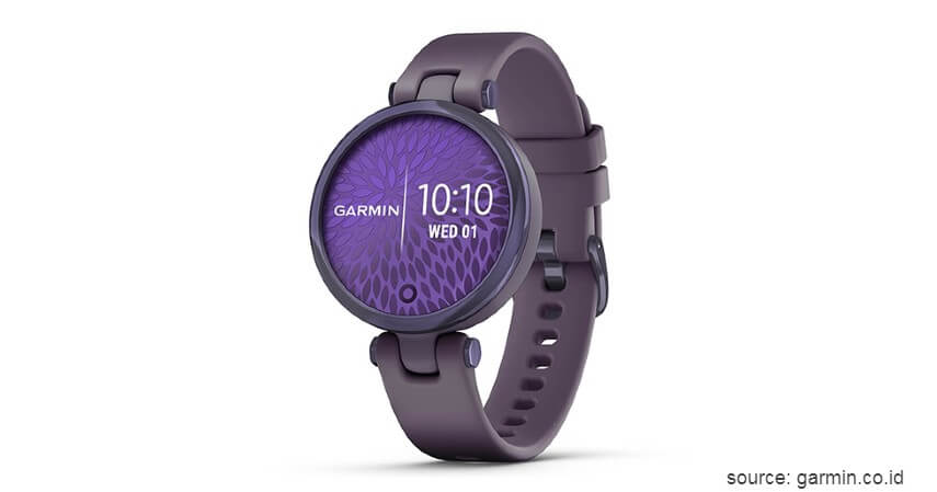 Garmin Lily - 11 Smartwatch Terbaik untuk Wanita