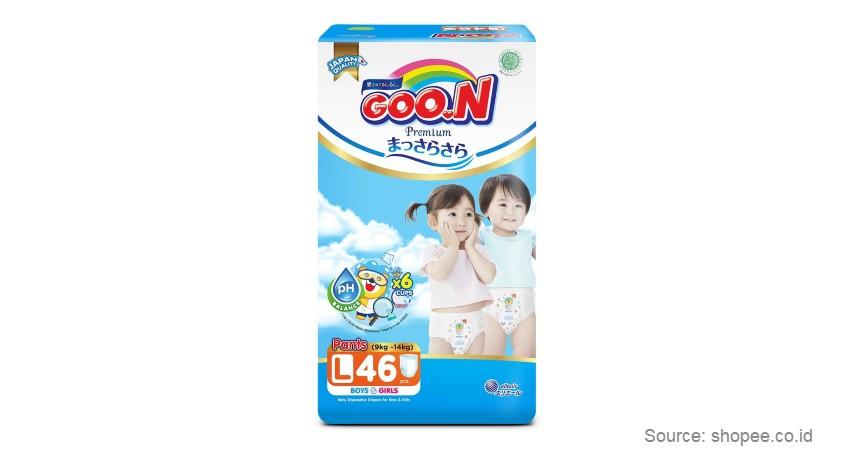 GooN - Merk Popok Bayi yang Bagus