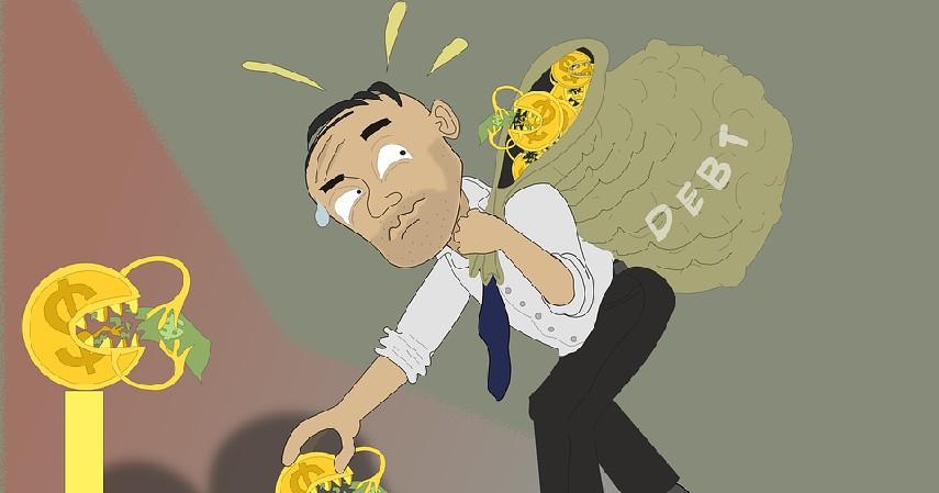 Jangan utang - Cara Mengatur Gaji Bulanan