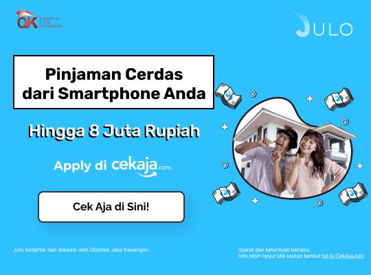 Julo Homepage