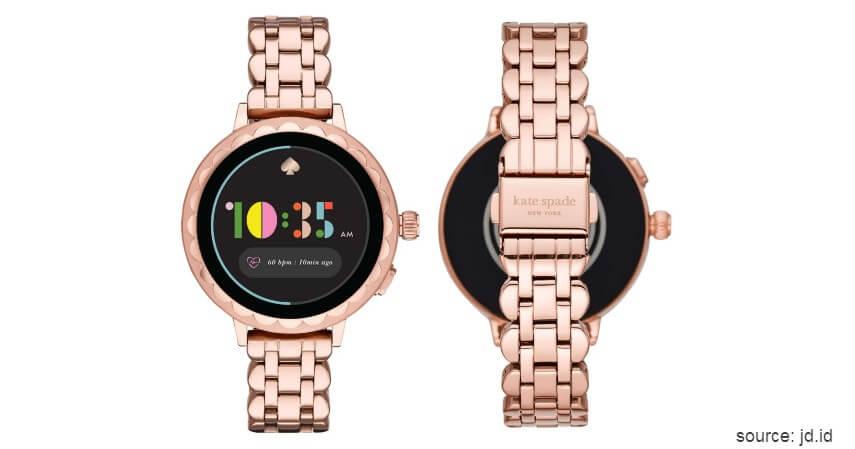 Kate Spade Scallop Smartwatch 2 - 11 Smartwatch Terbaik untuk Wanita