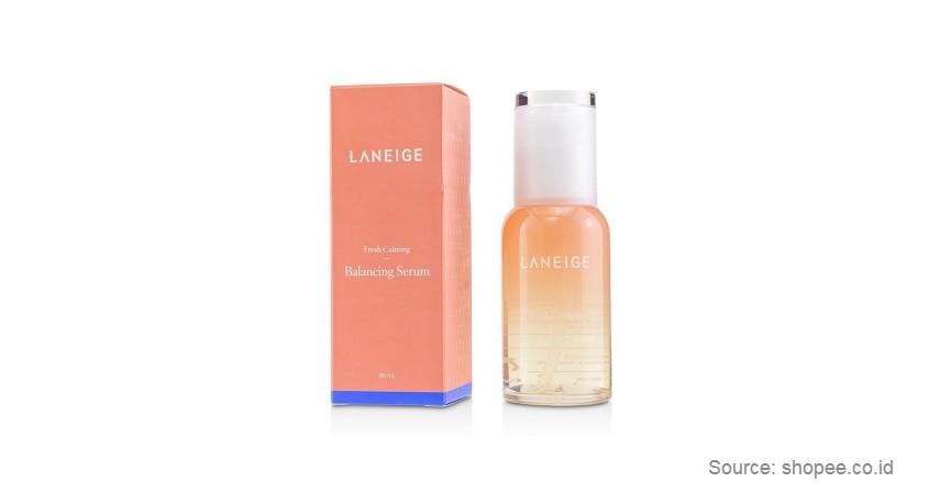 Laneige Fresh Calming - Merk Serum Wajah Terbaik 2021