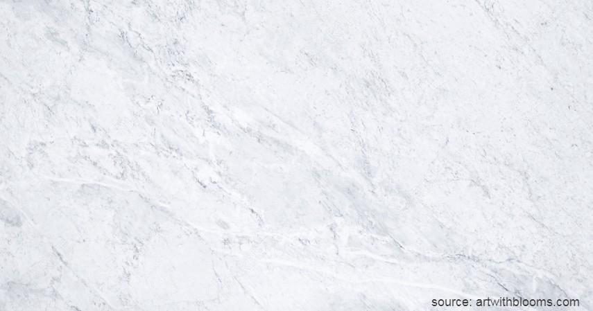 Marmer Carrara - Rekomendasi Merek Marmer Terbaik untuk Hunian