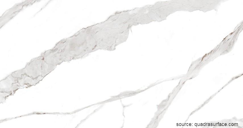 Marmer Statuario Classico - Rekomendasi Merek Marmer Terbaik untuk Hunian