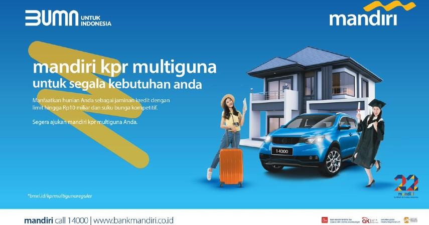 Multiguna - Pinjaman Bank Mandiri KPR