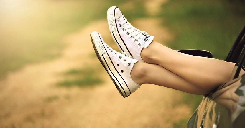 Nyeri kaki - Ciri Kolesterol Tinggi