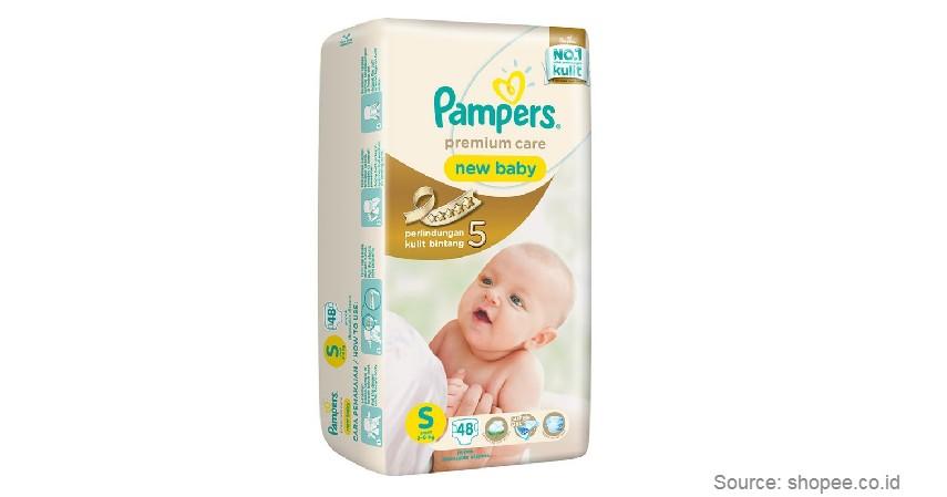 Pampers - Merk Popok Bayi yang Bagus