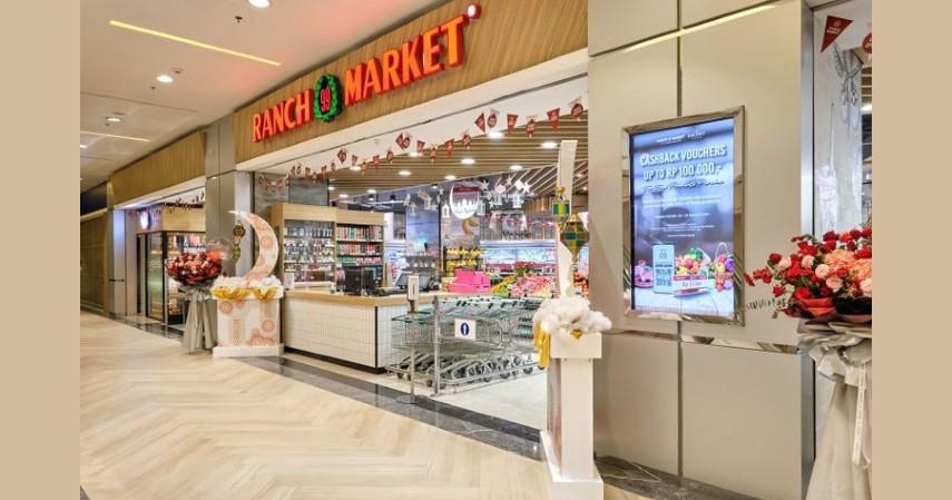 Ranch Market & The Gourmet - Promo Kartu Kredit CIMB Niaga Bulan September 2021