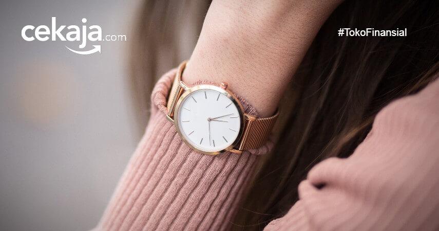 Rekomendasi Merk Jam Tangan Wanita Dengan Berbagai Model Terbaik