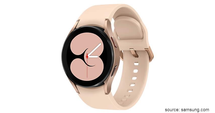Samsung Galaxy Watch4 Bluetooth 40mm - 11 Smartwatch Terbaik untuk Wanita