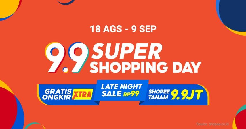 Shopee 9.9 - Promo Kartu Kredit BCA Bulan September