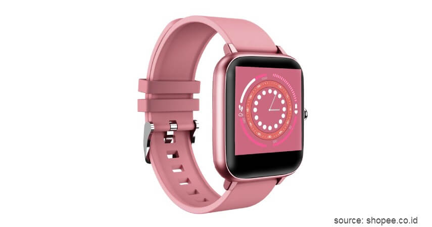 VYATTA Fitme Young Smartwatch - 11 Smartwatch Terbaik untuk Wanita