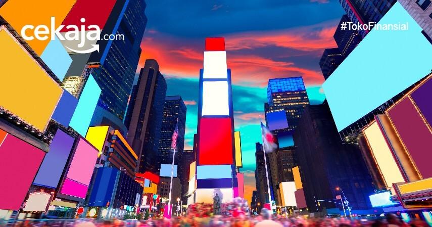 Biaya Pasang Iklan di Billboard Time Square New York Sesuai Durasinya