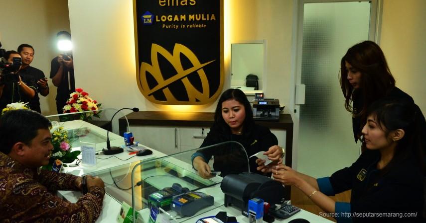 butik LM - Cara Membedakan Emas Asli dan Palsu
