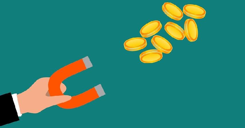 dekatkan dengan magnet - Cara Membedakan Emas Asli dan Palsu