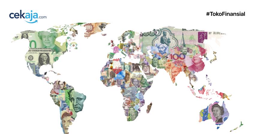 10 Mata Uang Terkuat di Dunia, Dinar Mendominasi!