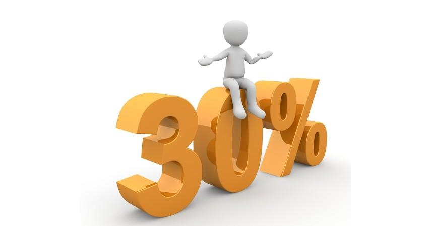 sistem 30% - Tips Beli Mobil dalam Setahun