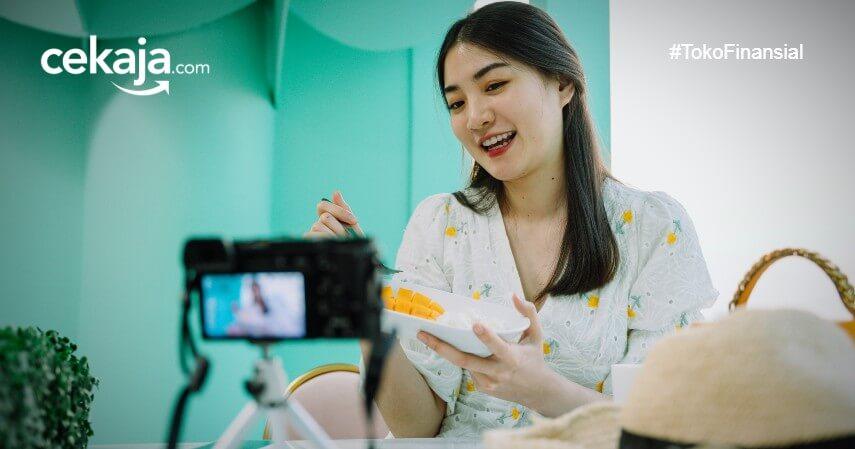 6 Food Vlogger Terkenal di Indonesia, Siapa Saja Ya?