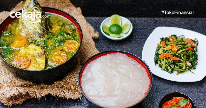 7 Makanan Khas Papua, Wajib Kamu Coba!