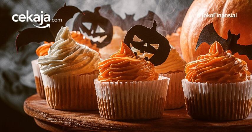 Aneka Menu Makanan Bertema Halloween, Serem tapi Unik!
