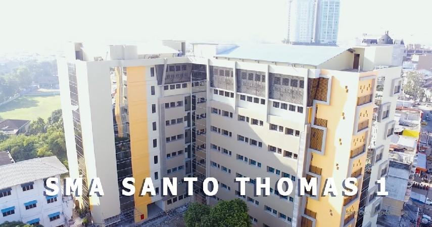 Santo Thomas - SMA Swasta Terbaik di Medan