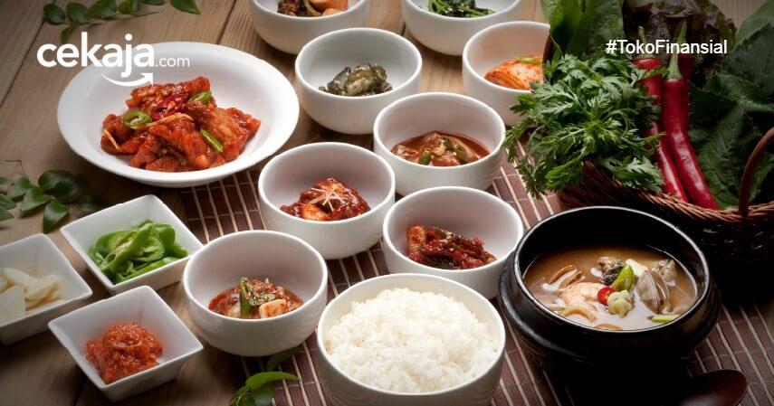 11 Kebiasaan Makan Orang Korea, dari yang Unik sampai Sehat